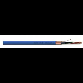 Câble, alarme d'Intrusion de la Bêta de Câble 2X0,75+2X0,22+T+S LSZH SICEL32SF100
