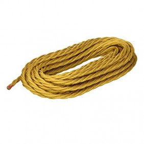 Cable braided Silk Gold Fanton 3X1,50 skein from 10 metres 93848-10