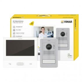 Kit Videocitofomno Elvox Vimar single-Family TAB7S 2-Wire K40507.01
