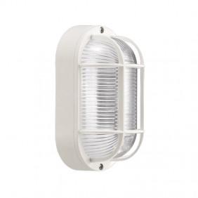 Lombardo white tortoise ceiling light E27 60W IP44 LB44121