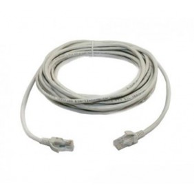 Cable patch Orca CAT6 UTP 5 M Grey color 223140-05