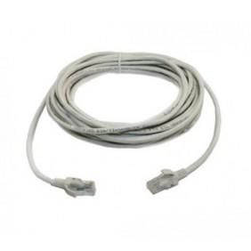 Cable patch Orca UTP CAT6 1 Medidor de color Gris 223140-01