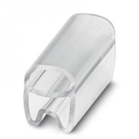 Portacartellini per conduttori Phoenix PATG 1/10 trasparenti 1013805