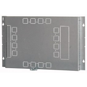 Piastra di montaggio Eaton NZM3 simmetrica 600mm 174395