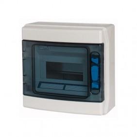 Switchboard Wall Eaton IKA 8 Modules IP65...