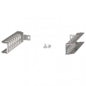 Pair mounting Brackets for Eaton BPZ-TA/2 closets 116650