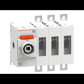 Switch Disconnector Lovato three-Pole IEC 160A GL0160C1