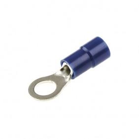 Capicorda BM Blu per sezione 1,5-2,5mm per vite 8mm 100 pezzi 00237