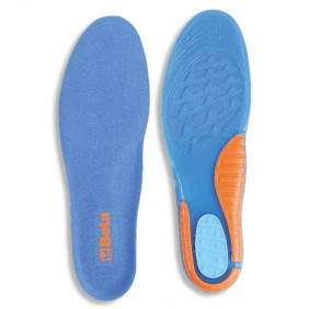 Anatomic insoles Beta of TPR GEL for size 41 - 46 073980063