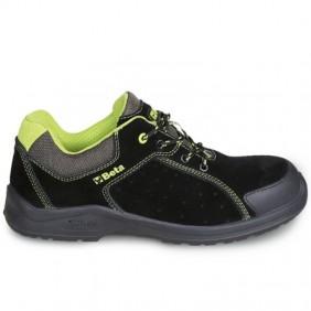 Zapatos de seguridad Beta BAJA de cuero de gamuza S1P Tg 44 072240244