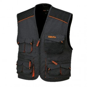 Vest Multipockets by working Beta EASY TWILL, 180 g TG XL 078670904