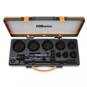 Set di Seghe a tazza Beta per elettricisti in cassetta metallo 004500313