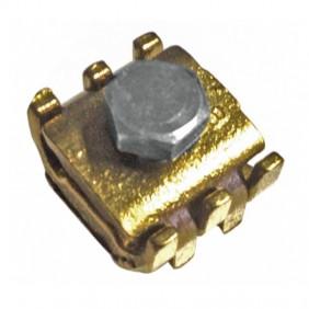 La pince peigne-BM 6-16MMQ avec boulon 5251
