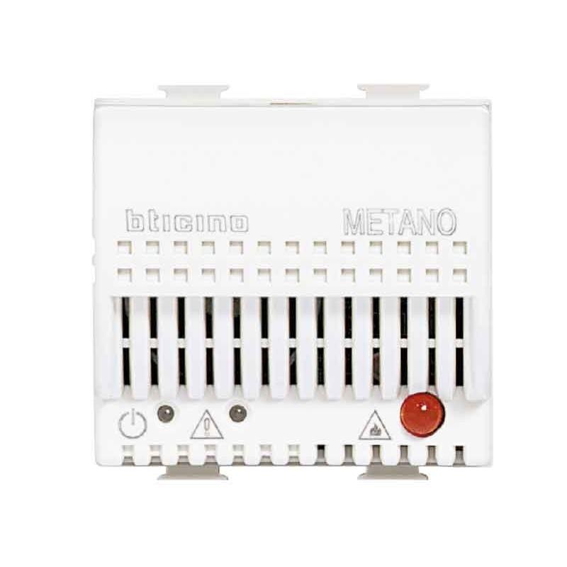 BTICINO MATIX RILEVATORE GAS METANO AM5731/12