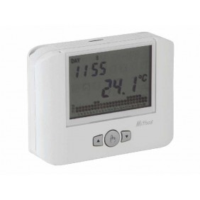 Vemer programmable Thermostat from the wall MITHOS GSM Bianco VE385100