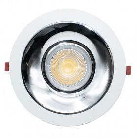 Faro incasso Led Forma Lighting Galaxis 49W 3000K fascio 40°