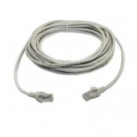 Cable patch Orca UTP CAT6 0.5 M grey colour 223140-A0