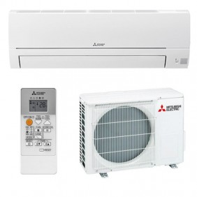 Climatisation Mitsubishi-Smart 12000BTU 3,5 KW R32 Wi-Fi MSZ-HR35VF