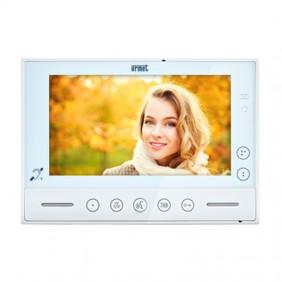 "Videocitofono Urmet vModo 7"" Vivavoce soft touch Sistema 2 Voice 1719/1"