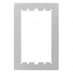 Frame Flush to the Wall Urmet Alpha 2 modules 1 Row 1168/612