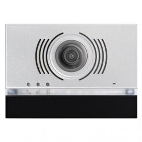 Frontalino Urmet Alpha per modulo audio/video Nero 1168/140