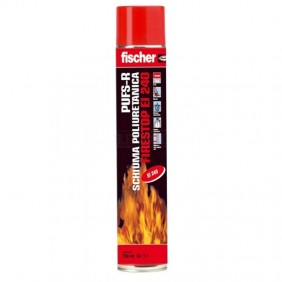 Foam Poliretanica Fischer Firestop for piscola...