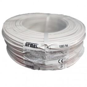 2-wire Voice Urmet 2x0,50mm skein 100 metres 1083/94