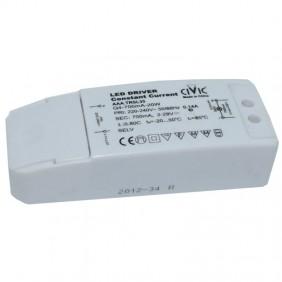 Alimentatore Civic per LED 700MA 20W IP20 AAA.TRSL35.00
