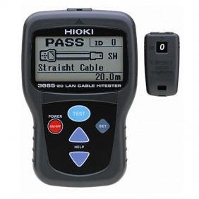Tester per reti LAN Hioki 3665/20
