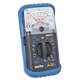 Multimeter analog Asita MA31