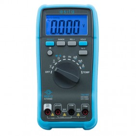 Multimetro digitale TRMS Asita MD612