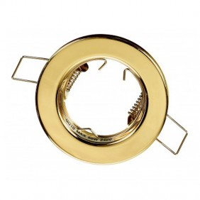 Spotlight Noble collection gold ceiling hole...