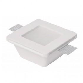 Downlight plaster square high-Ledco Glass GE1020/G