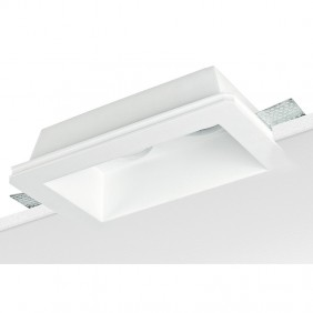Spotlight Noble in gypsum ceiling and gypsum board for 2 lamps 9097