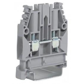 Clamp standard through-Cabur 4mmq Grey CBC04GR