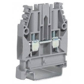 Clamp standard through-Cabur 10mmq Grey CBC10GR