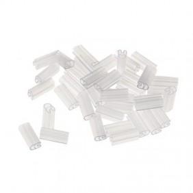 Tubos transparentes Cabur para cables de sección transversal de 2,5 a 10 mm TUB1503FL