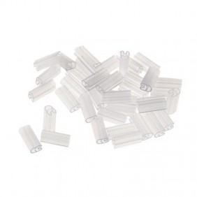 Tubes transparent Cabur for cables of section 0.5 to 2.5 mm TUB1502FL