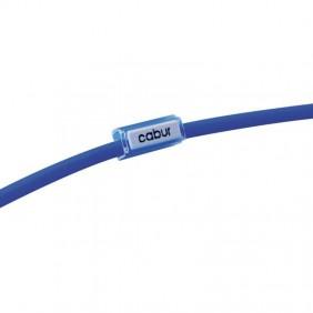 Tubetti trasparenti Cabur per cavi da sezione 0,5 a 2,5mm TUB1502