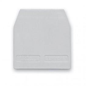 Piastrina terminale Cabur per morsetto CBC.16/PT/GR CB161GR
