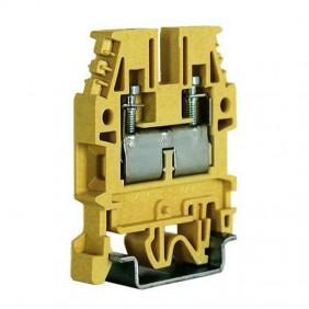 Morsetto passante standard Cabur 4mmq Beige CB240