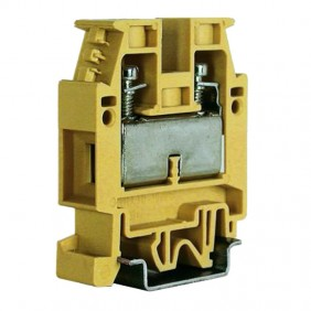 Morsetto passante standard Cabur 16mmq Beige CB510