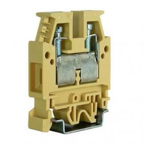 Morsetto passante standard Cabur 10mmq Beige CB440
