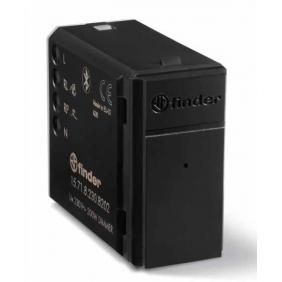 Regulador de luz empotrada Buscador de YESLY 200W Bluetooth Negro 15718230B202