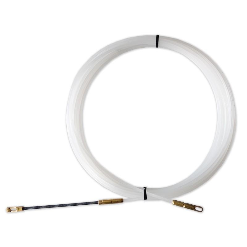 Sonda passacavo Mater diametro 0,4mm lunghezza 20 metri Bianca 00233-B