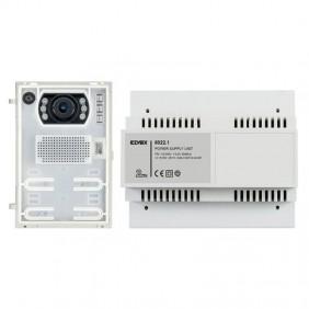KIT de base du système vidéo et audio Elvox 2 Fils plus extensible K41005