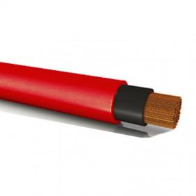 Cavo Unipolare per fotovoltaico flessibile 1X6MMQ Rosso