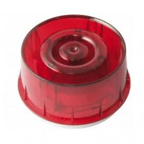 Fire siren with flashing light-addressable Notifier WSS-PR-I02