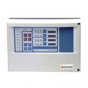 Central de detección de gas Notificador de la Zona 2, MINIGAS