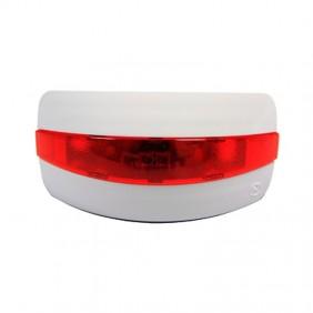 Répéteur optique capteur Déclarant avec l'INDICATEUR de LED